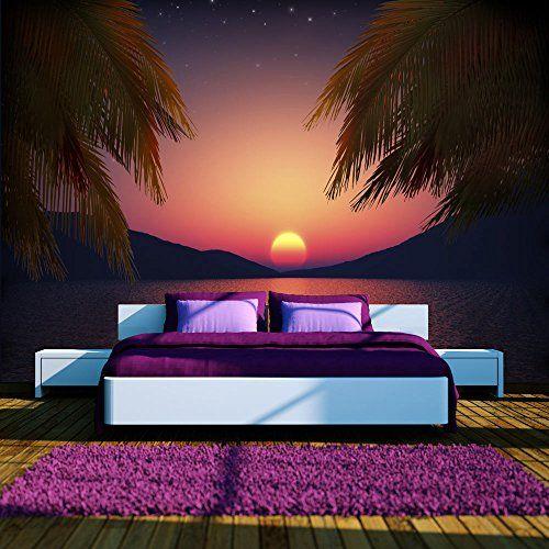 Fotomural 350x245 cm ! Papel tejido-no tejido. Fotomurales - Papel pintado 350x245 cm - verano paisajes naturaleza mar Palms cielo c-A-0050-a-a Fotomurales! B&D XXL https://www.amazon.es/dp/B010V7ZT0W/ref=cm_sw_r_pi_dp_gNvfxbF5SCVHP