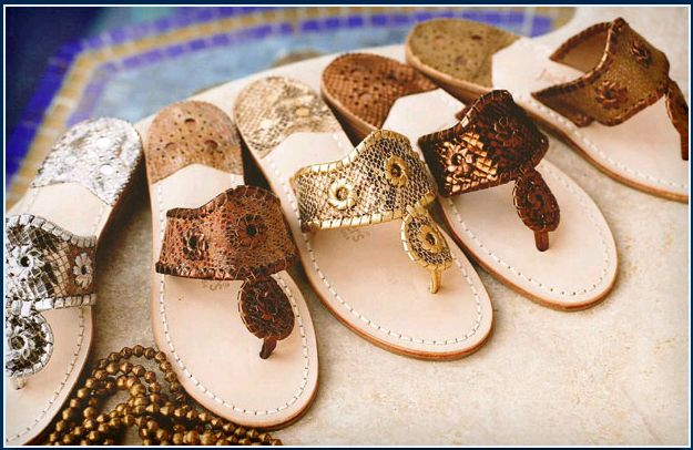 Summer necessity: Jack Rogers sandals