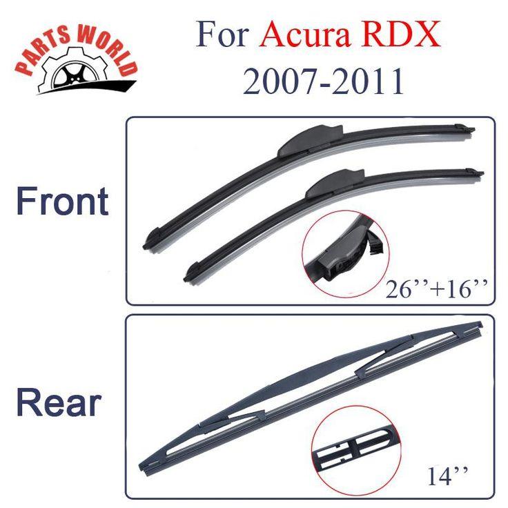 Wiper Blades For Acura RDX (2007-2011)26''+16'' Car Wiper