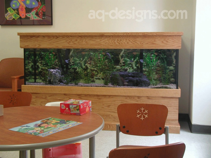 125 gallon aquarium room ider with a natural maple stand and canopy to match the chairs. | AR Childrenu0027s Hospital | Pinterest | 125 gallon aquarium ... : fish tank stand with canopy - memphite.com