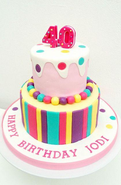 Decorating Ideas > 17 Best Ideas About Bright Birthday Cakes On Pinterest  ~ 224458_Birthday Party Ideas Nottingham