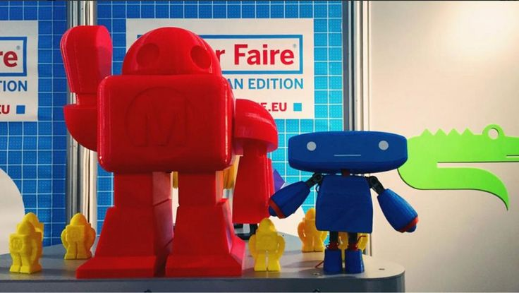 The path that will lead all of us into the future has begun! Here Some valuable News about the IV Edition of Maker Faire Rome 2016