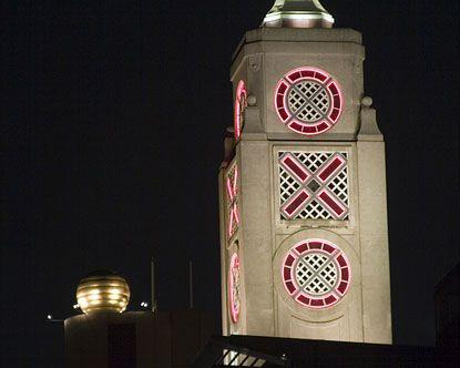 Oxo Tower, London, England