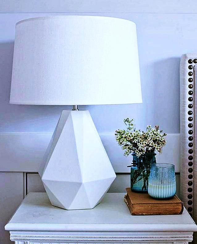 Round Base Table Lamp Wanting A Ledtablelamp