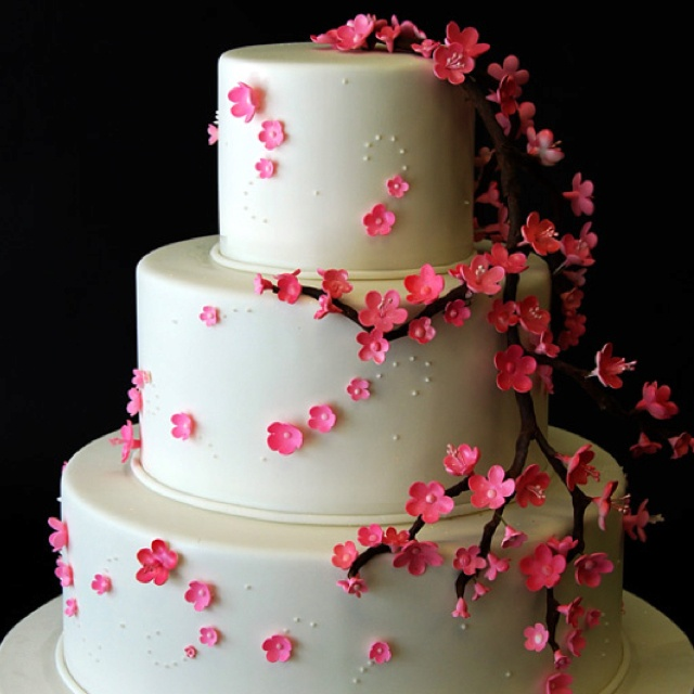 japanese cherry blossom wedding cake japanese cherry blossom wedding cake wedding cake 16585