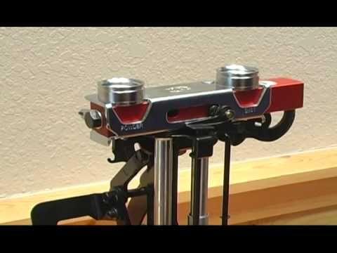 MEC Reloaders Progressive Bar Lock & Release - YouTube