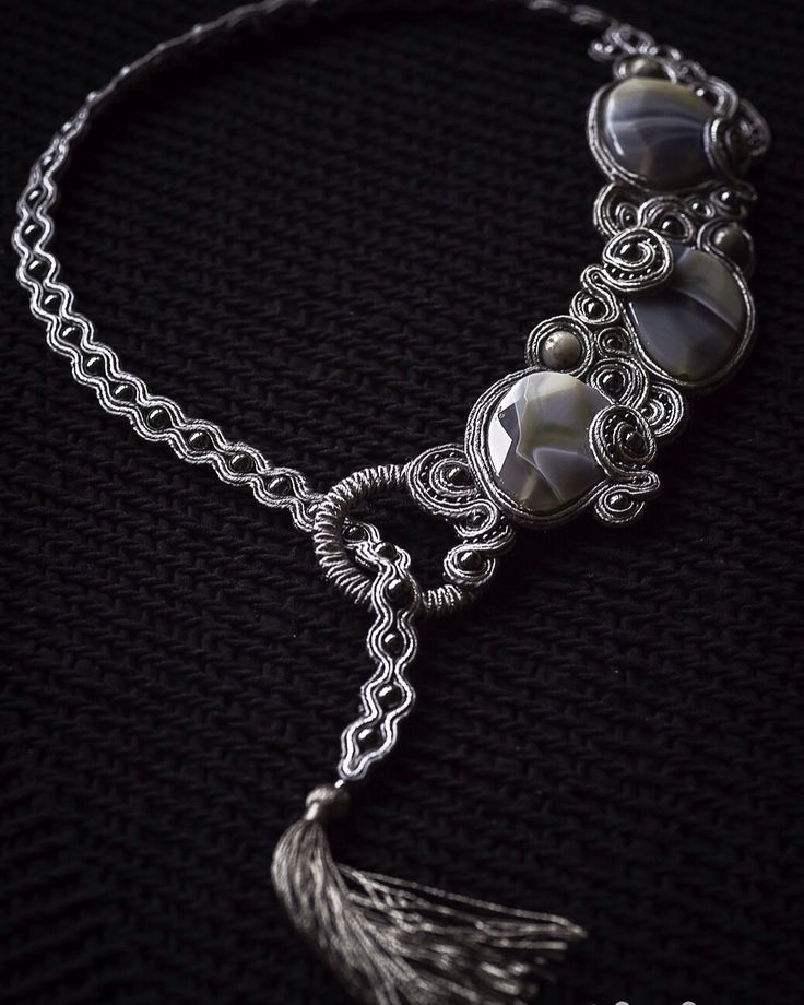 "necklace ""Moonlight"""