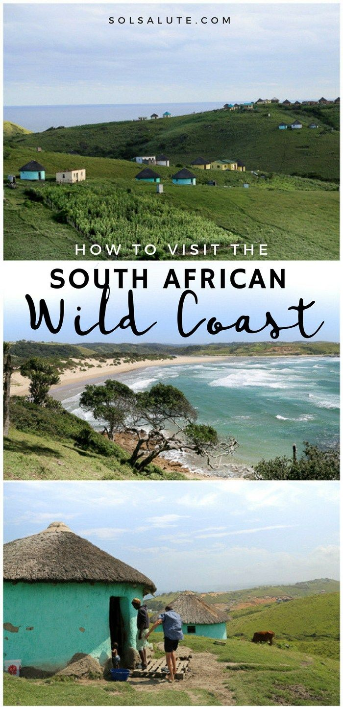 How to Visit the #WildCoast in #SouthAfrica