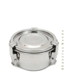 Stainless Steel Airtight Food Container 8cm : P'LOVERS