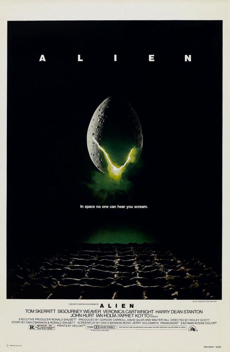 Alien, el octavo pasajero (1979) - FilmAffinity