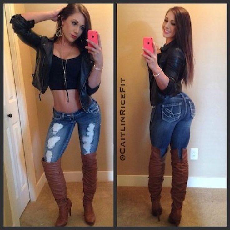 jen selter jeans