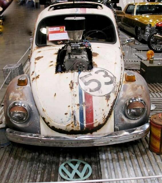 Vw Beetle Used Engine: 42 Best Herbie The Love Bug Images On Pinterest