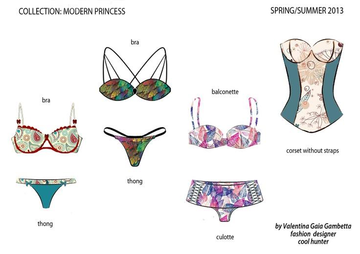 Women's Underwear_Modern Princess
