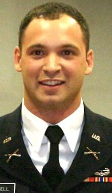 Army 1LT. Jonam Russell, 25, of Cornville, Arizona. Died July 23, 2013, serving during Operation Enduring Freedom. Assigned to 3rd Battalion, 15th Infantry Regiment, 4th Infantry Brigade Combat Team, 3rd Infantry Division, Fort Stewart, Georgia. Died in Soltan Kheyl, Vardak Province, Afghanistan, of wounds sustained when enemy forces attacked his unit with an improvised explosive device.