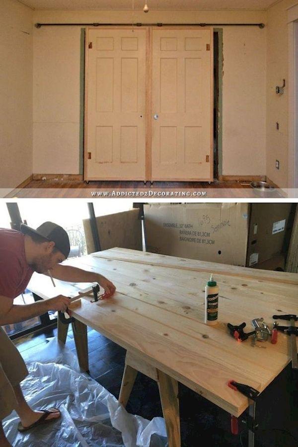 Barn Door Sliding Door Barn Door Rail Hardware 4 Ft Sliding Barn Door Hardware In 2020 Home Interior Barn Door Hardware