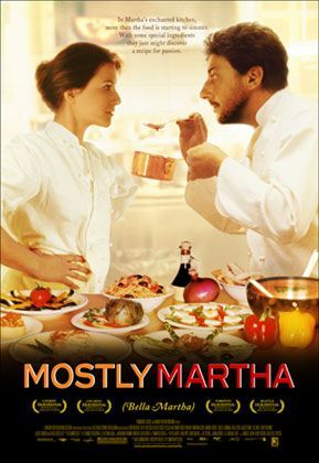 Mostly Martha-This is the original (German) film on which the latter No Reservations plot was based.