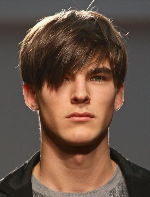 Long Shaggy Hairstyles for Boys