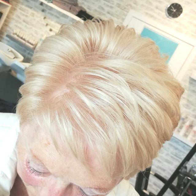 22 Junger Machende Frisuren Fur Dunnes Haar Ab 50 In 2020 Hair Beauty Hair Beauty