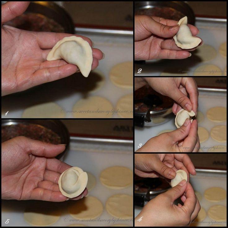 Dumplings- Step 11