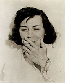 -article about Patricia Highsmith, American novelist, write The Talented Mr. Ripley and Strangers on a Train. One strange fact about her is that she collected snails.