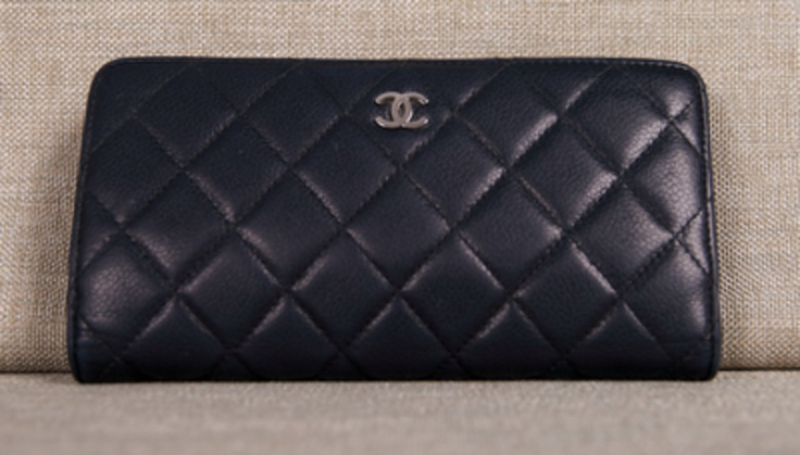 CHANEL WALLET @Michelle Coleman-HERS