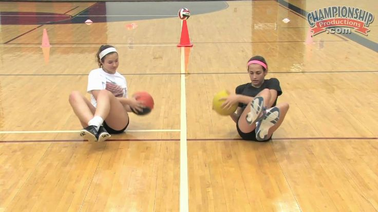 Strength & Conditioning for High School Volleyball by Nancy Dorsey