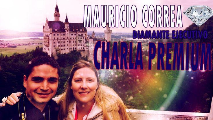 Mauricio Correa / Charla Premium