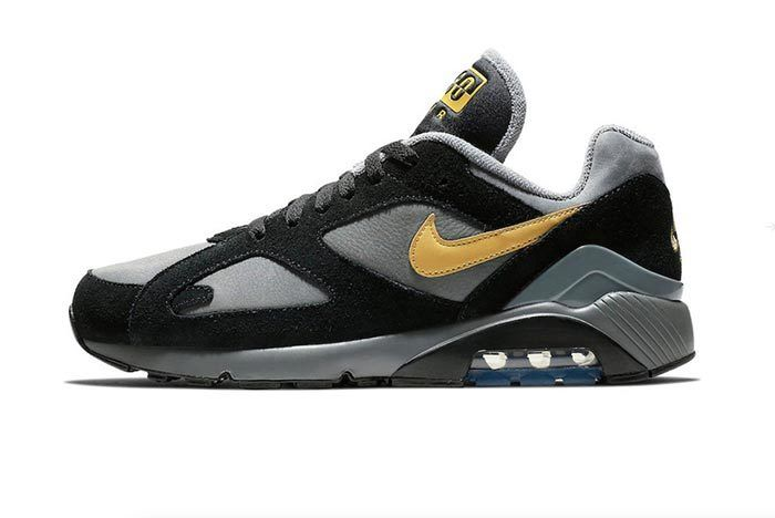 Cold-Weather Vibes Hit the Nike Air Max