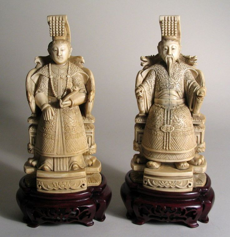 dating ivory carvings