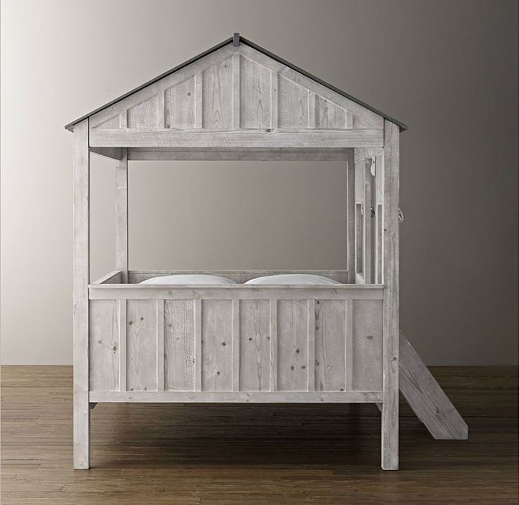 cabin bed is kid size indoor dwelling by restoration hardware 2 Kids Cabin Bed by Restoration Hardware