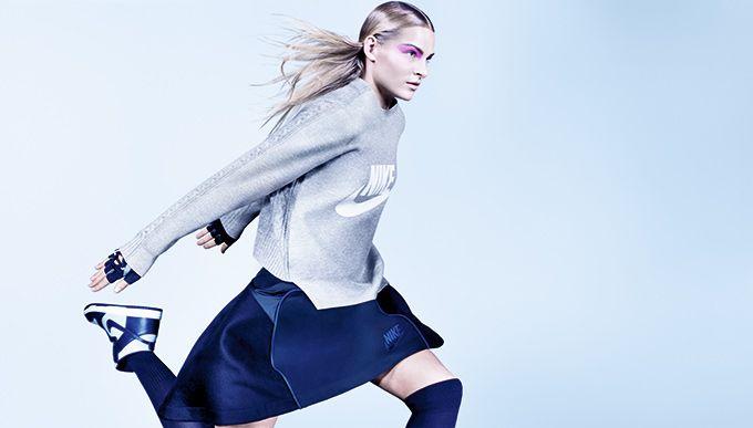 NikeLab×sacaiの新作、ホリデーコレクション発売 - スニーカーは「ナイキ ダンク」が登場の写真80