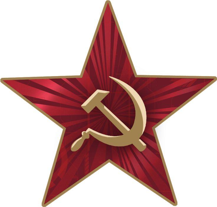 Soviet Star 2.0 by Lt-Commander.deviantart.com on @DeviantArt