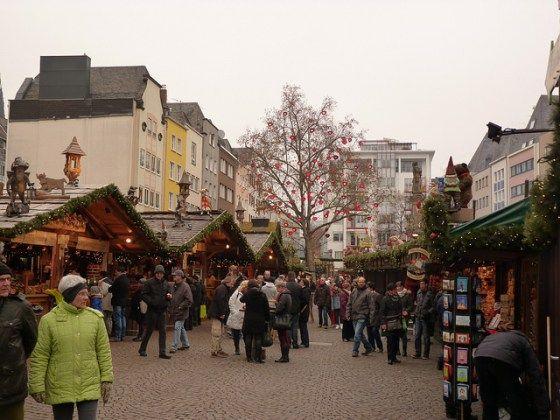 Os mercados de natal mais lindos da Europa
