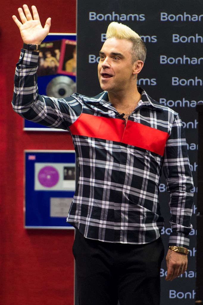 Robbie Williams Photos: 'Doing It For the Kids' - Charity Auction