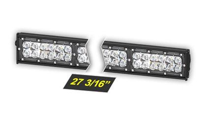 Model 4240 BeastBar™ Light Bar [Curved Surface Mounted, 48 LEDs, 27-3/16'' Long