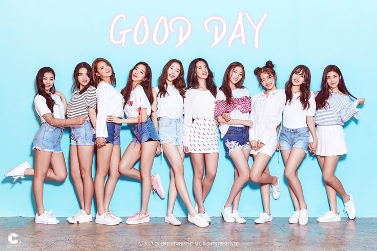 C9 Entertainment's Upcoming Girl Group Good Day Drops Updated Teaser Photos Ahead Of Debut | Soompi
