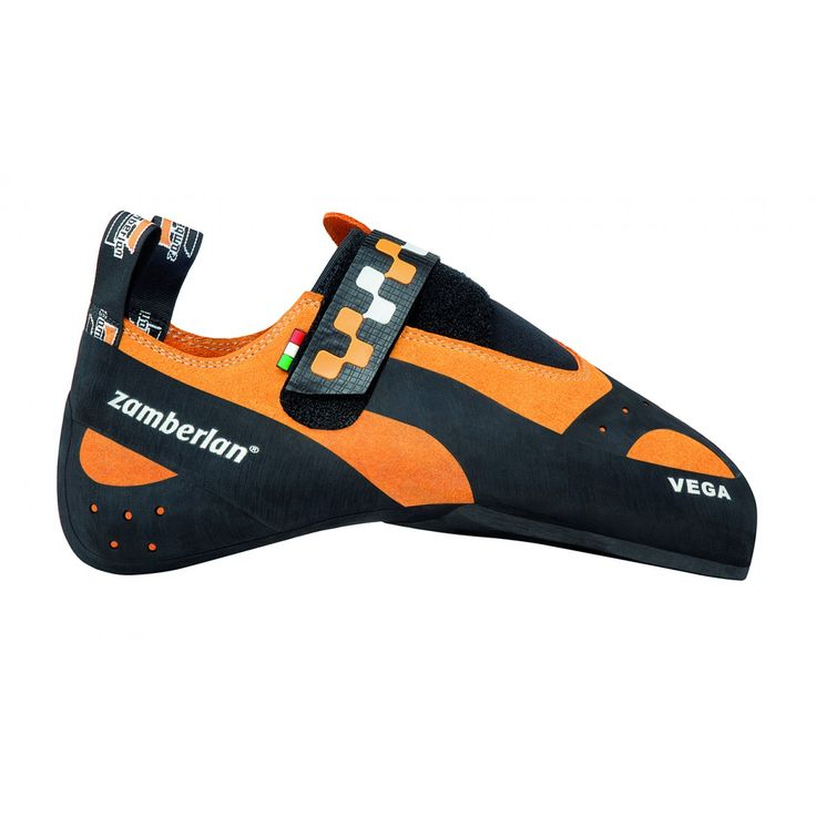 A54 VEGA - Professional climbing specific last, highly asymmetrical to enhance performances in extreme technical climbs and for the most demanding and sophisticated climbing techniques. Top precision and performance with the crimped heel and the tapered toe box. #zamberlan #climbing #vega #discoverthedifference
