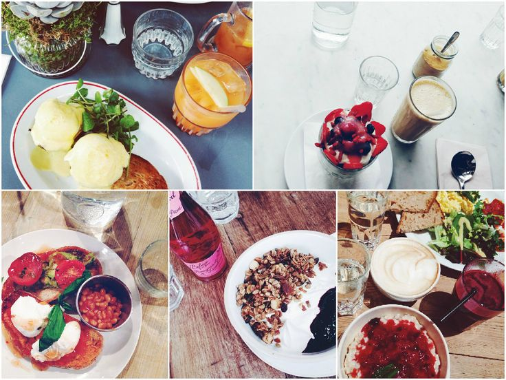 Five great London breakfast places | Into The Fold