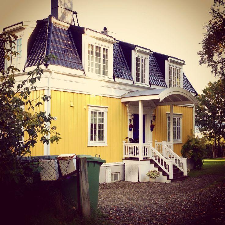 jakten på drømmehuset / Gamle Åsvei / Trondheim