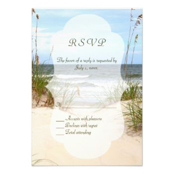 Beach Wedding RSVP's #beach #sea #shore #tropical #water #ocean #sand #wedding #beach #wedding #destination #wedding #rsvp #sea #photography #sky #clouds #south #carolina #beaches #vacation #summer #beach #grass #surf #landscape #beachy #blue #skies #shore #coast #seascape #seashore #exotic #personalized #party #dinner #party #cocktail #party #celebrate #marriage #bride #groom