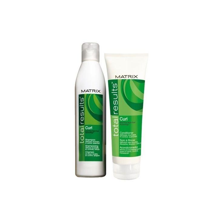 Matrix Total Results Curl Shampoo Conditioner