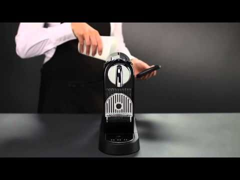 ▶ Nespresso Citiz: How To - Descaling - YouTube