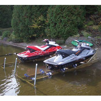 Ramp for PWC and Small Craft, 1,133.98 kg (2500 lb) Capacity