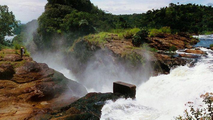 Cascada Murchison (Uganda)