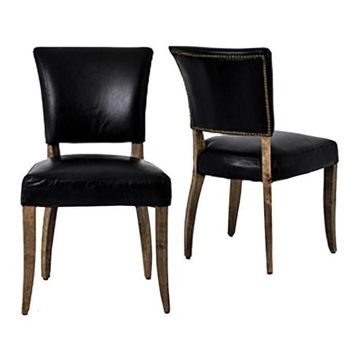 Carnegie Mimi Dining Chair - Set of 2   Nebraska Furniture Mart