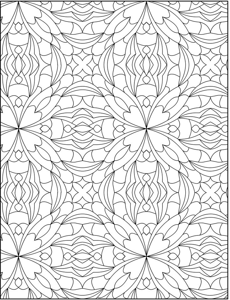 1000 Images About Adult Coloring Pages MANDALAS On