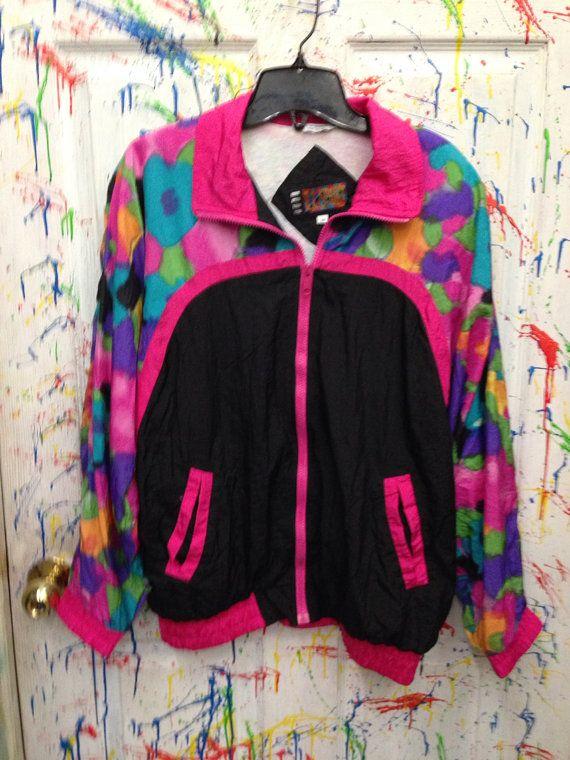 Canada Goose womens replica shop - Vintage 80's windbreaker jogging swish zip up jacket for both men ...