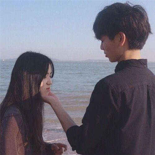 Image Score for korean couple ulzzang kiss on the forehead