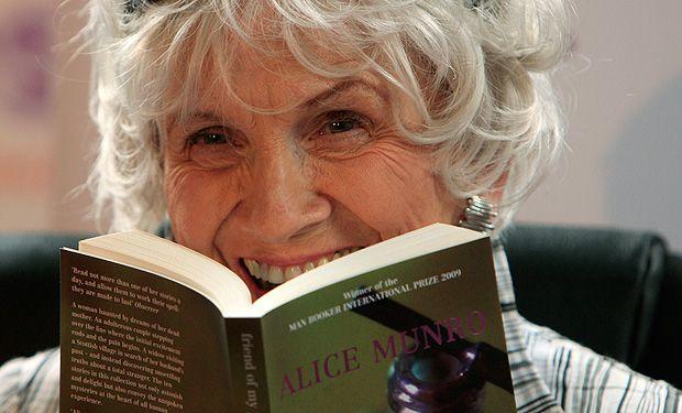 Premio Nobel literatura 2013:Alice Munro