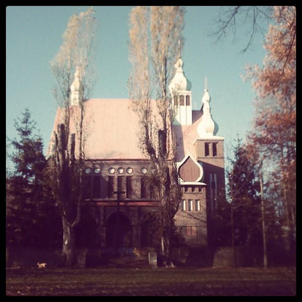 #gdansk #danzig #orthodox #church #wrzeszcz - @jarekk- #webstagram